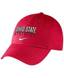 Ohio State Buckeyes Campus Sport Adjustable Cap