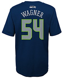 Seattle Seahawks Youth Pride Name and Number T-Shirt Bobby Wagner