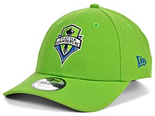 Seattle Sounders FC Core 9FORTY Cap