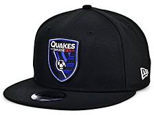 San Jose Earthquakes Core 9FIFTY Snapback Cap