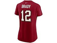 Tampa Bay Buccaneers Women's Player Pride T-Shirt Tom Brady