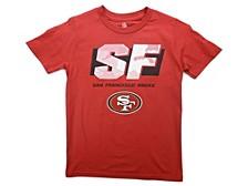 San Francisco 49ers Youth Storm T-Shirt