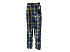 Golden State Warriors Men's Parkway Plaid Pants