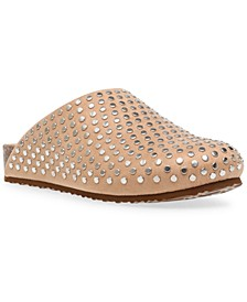 Vesa-S Studded Scuff Slippers