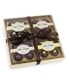 Assorted Wine Flavor Truffles Gift Set