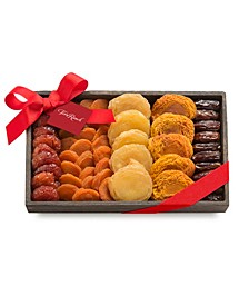 Holiday Rainbow Dried Fruit Gift Tray