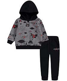 Baby Boys Hoodie and Joggers Set