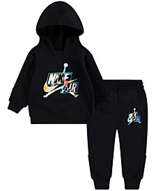 Baby Boys Jumpman Classics Hoodie and Joggers Set