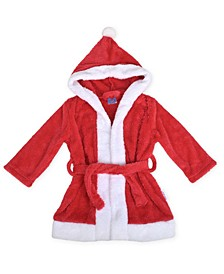 Toddler Boys Santa Hood Robe
