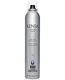 Volume Spray 25, 10-oz., from PUREBEAUTY Salon & Spa