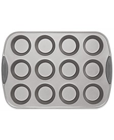12-Cup Nonstick Muffin Pan, Created for Macy's