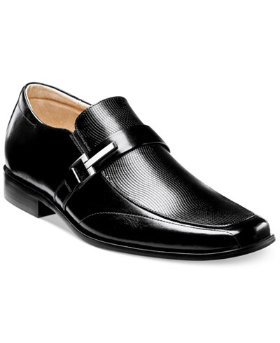 Stacy Adams Men's Beau Bit Perforated Loafer
