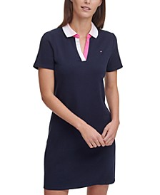 Cotton Polo Dress