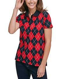 Argyle Polo Shirt