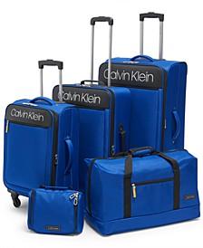 Progression 5-Pc. Luggage Set
