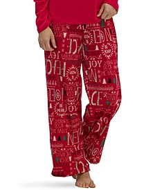 Peaceful Note Pajama Pants