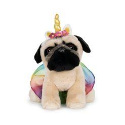 Gund Doug the Pug Unicorn Tutu Dog Stuffed Animal Plush, 9
