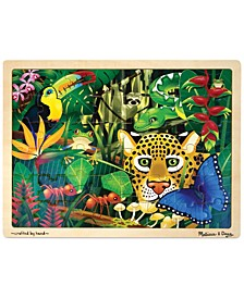 Kids Toy, Rain Forest 48-Piece Jigsaw Puzzle