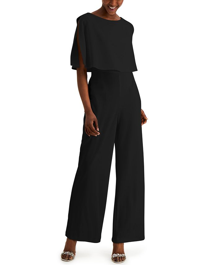 Connected - Overlay Jumpsuit