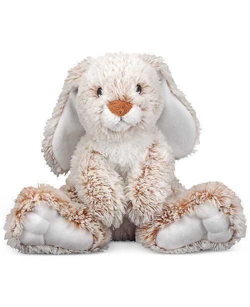 Melissa and Doug Kids Stuffed Toy, Burrow Bunny Plush
