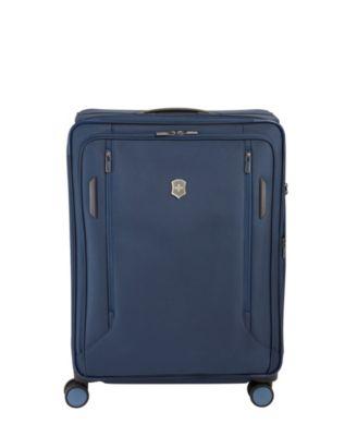 "VX Avenue 27.5"" Large Expandable Softside Spinner Suitcase"