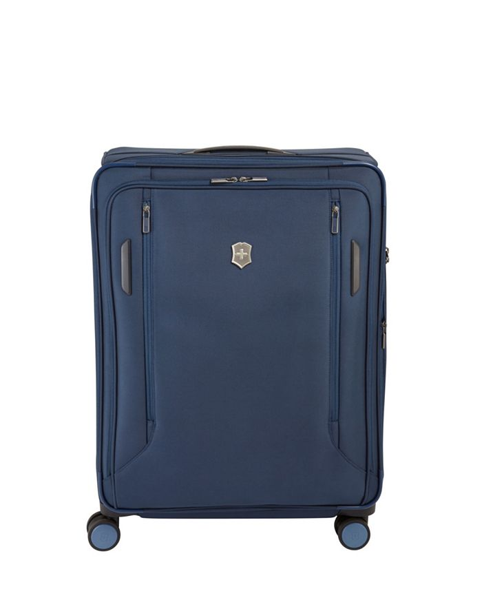 """Victorinox Swiss Army - VX Avenue 27.5"""" Large Expandable Softside Spinner Suitcase"""