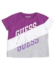 Big Girls Logo Short Sleeve Tee