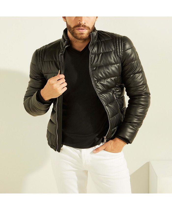 GUESS - Smart Stretch Puffer Jacket