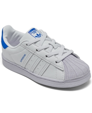 ADIDAS ORIGINALS ADIDAS TODDLER BOYS SUPERSTAR SNEAKERS FROM FINISH LINE