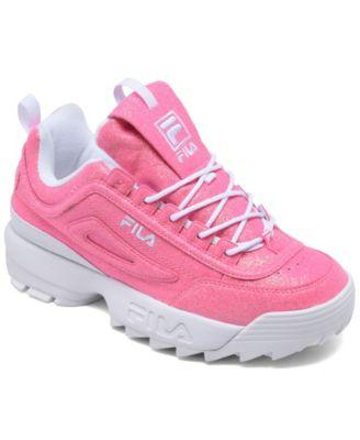 women's fila disruptor logo athletic sandals