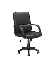 Workspace Office Chair in Leatherette