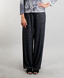Women's Cozy Drawstring Pocket Pant