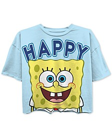 Juniors' Spongebob T-Shirt