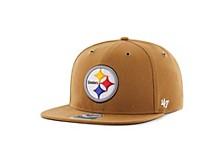 Pittsburgh Steelers x Carhartt Captain Cap
