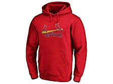 St. Louis Cardinals Men's Rookie Prime Logo Hoodie