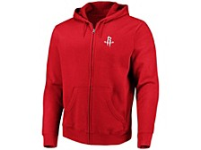 Houston Rockets Men's Toby Full Zip Hoodie