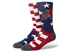 Arizona Diamondbacks Brigade Socks