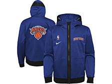 Youth New York Knicks Showtime Hooded Jacket