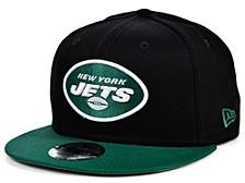 New York Jets Basic 9FIFTY Snapback Cap