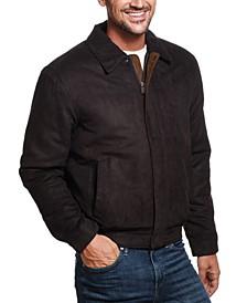 Men's Woven Bomber Jacket