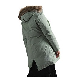 Women's Rookie Down Parka Coat