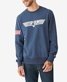 """Men's """"Top Gun"""" Crew Sweatshirt"""