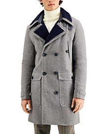 Men's Limited Edition Sherpa Peacoat