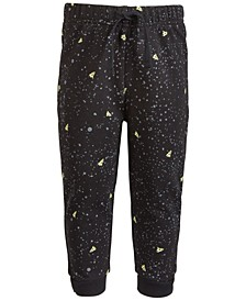 Baby Boys Celestial-Print Jogger Pants, Created for Macy's