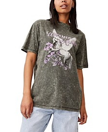 Women's The Dad Graphic T-Shirt