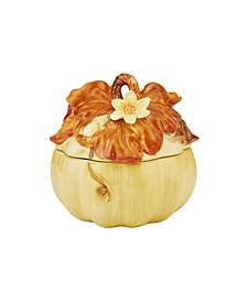 Harvest Lidded Soup Bowl