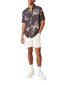 Men's Short Sleeve Resort Shirt