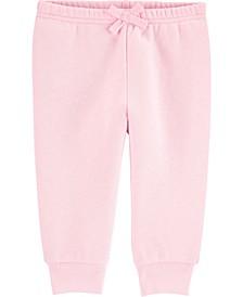 Baby Girls Fleece Pants
