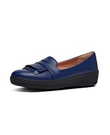 Women's Vianne Fringey Sneaker Loafer
