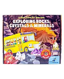 Exploring Rocks, Minerals, Crystals